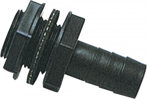 Kierteellä letkuyhde 1 tuumal x 30 mm - Vesitankit ja varusteet - 9971180 - 2