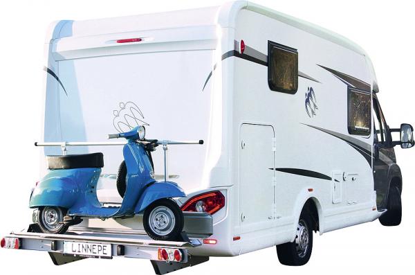 Findus Lastiteline150 kg Linnepe 28 kg - Moottoripyörätelineet - 9948961 - 2