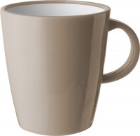 Kaffeetasse ABS Apollo 300 ml creme/beige
