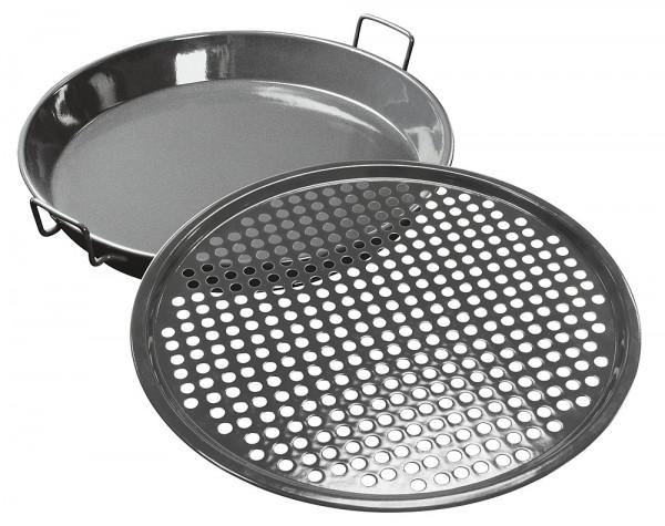 Pannu ja paistolevy Outdoorchef Gourme - Grillit  ulkona kaasulla - 9952905 - 1