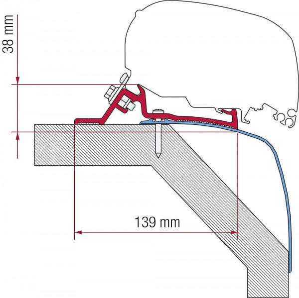 Adapter Kit Laika Rexosline / Kreso 09