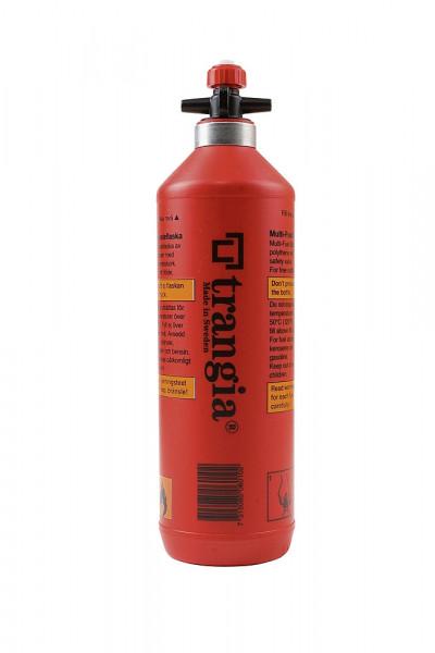 Flüssigbrennstoffflasche leer