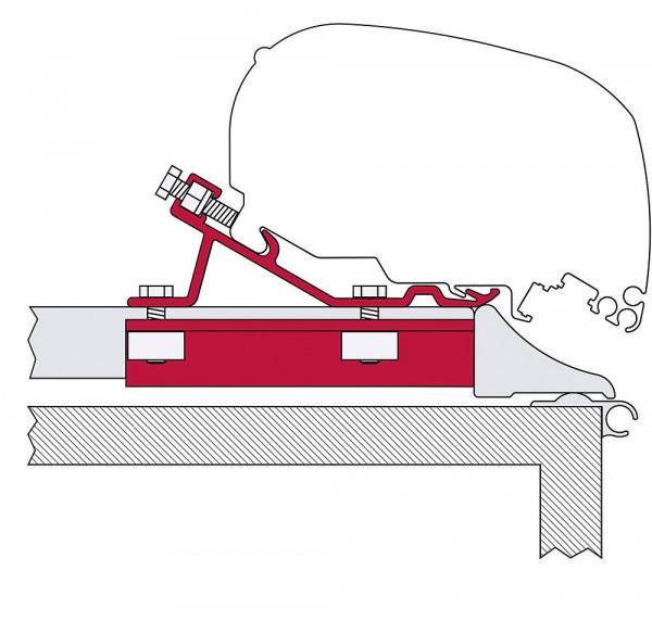 Adapter Fixing Bar