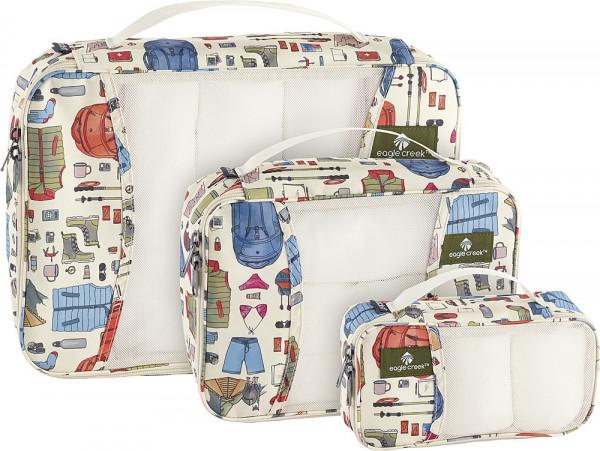 Pack-It Original Set Cube XS / S / M turismo
