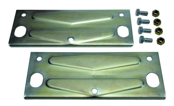 Nachrüst-Zubehörsatz EH2 für Ersatzradhalter