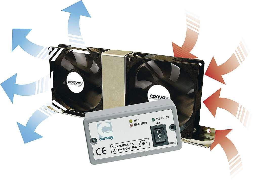 Auto Kühlschrank Solar : Kühlschranklüfter vento kühlschrank zubehör heizen & kühlen