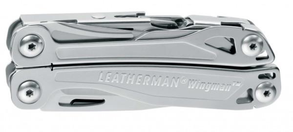 Multitool Wingman silber