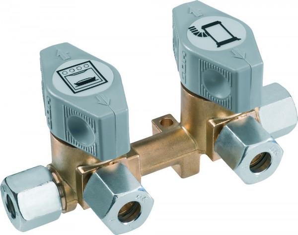Verteilerblock DSV-AB2 PS 5bar