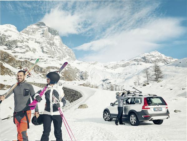 Ski-Halter 7324 für 4 Ski