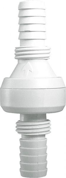 Takaiskuventtiili liitännät  10  / 10 m - Liitos-osat, hanat ja varuusteet - 9947400 - 2