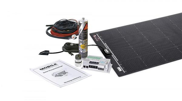 Solarkomplettanlage Flat-Light MT 280 FL, 2 x 140 W