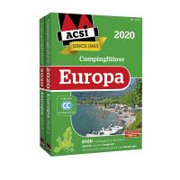 Campingführer ACSI Europa 2020