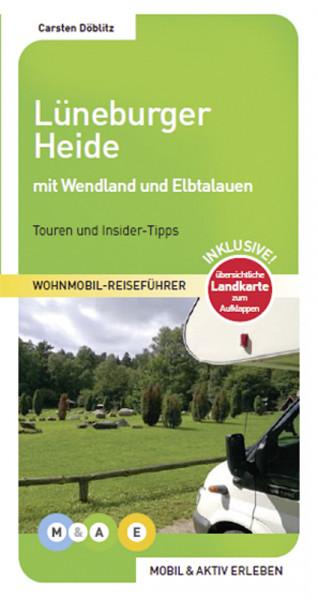 Reiseführer Wohnmobil Lüneburger Heide