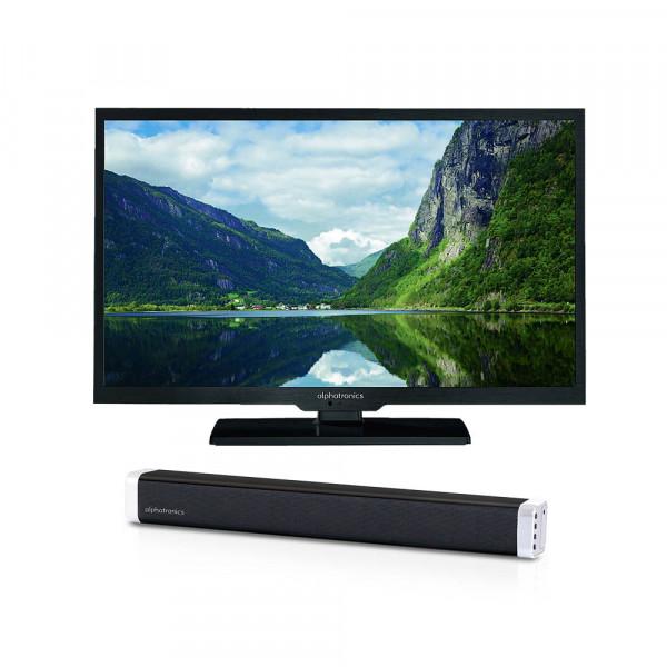 Fernseher SL-22 DSB+ 22 Zoll LED inkl. Soundbar