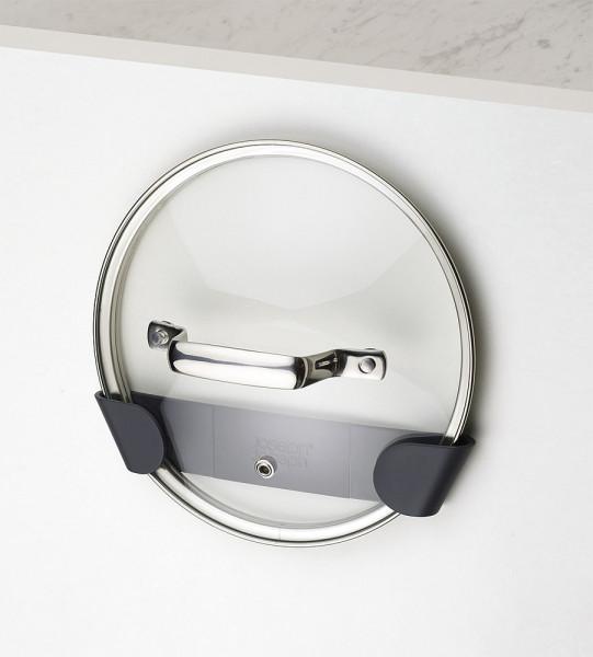 Topfdeckel-Halterung grau 4 Stück