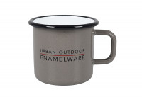 Tasse Emaille Taupe