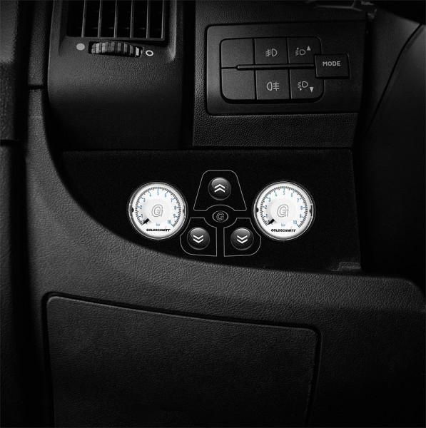 """Zusatzluftfeder für MB Sprinter VS30 mit Campingbus Fahrgestell Zwei-Kreissystem 8"""""""