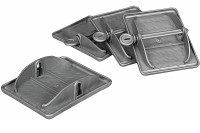 Stützplatten-Set Nivalis,grau