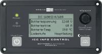 Fernanzeige Universal-Remote-Control für ICC 1600/ 3000