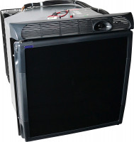 Einbaukühlschrank CK57 schwarz 55 l