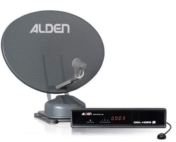 SAT-TV-Paket mit Orbiter 80 HD / S.S.C. HD / LED-TV
