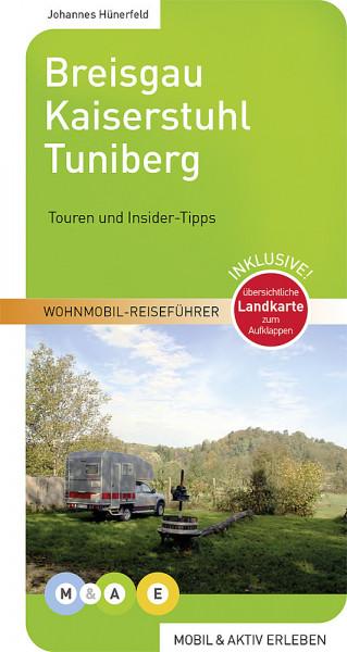 Reiseführer Wohnmobil Breisgau - Kaiserstuhl - Tuniberg