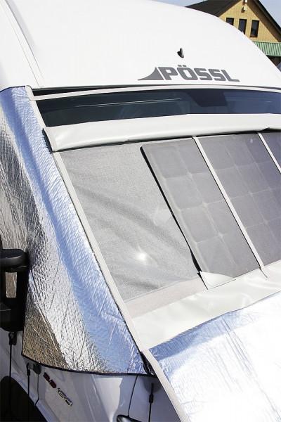 Ergänzungseinsatz für Solarmodule, zu Four Seasons