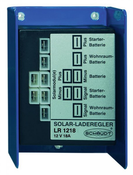 Solar aurinkokenno Latausrele LR 1218 - Aurinkokennopaketit - 9985630 - 1