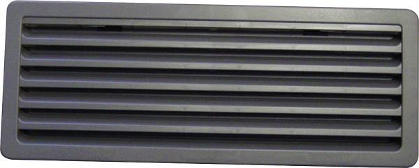 Thetford Jääkaapin ilmastusritiläsarja tumman harmaa 480 x 180 mm - Thetford jääkaappien varaosat/ tarvikkee - 9992332 - 2