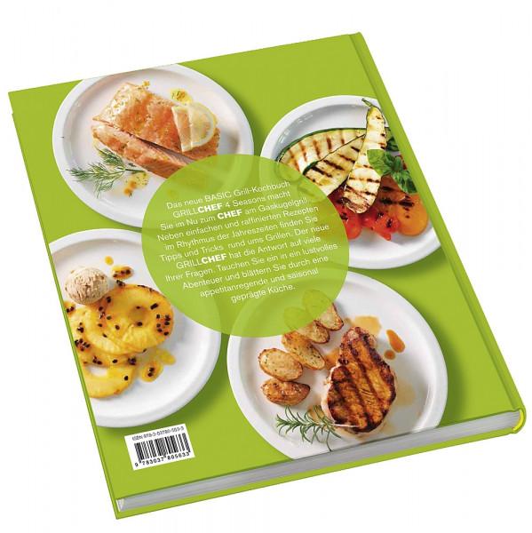 Grillkochbuch Grillchef 4 Seasons