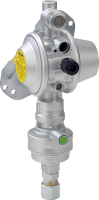 Gasdruck-Regleranlage Caramatic DriveOne vertikal 1,5 kg/h