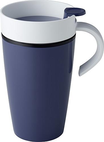 Thermobecher Automatic 275 ml denim blue