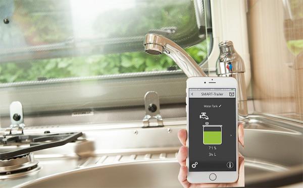 E-Waterlevel Wasserfüllstandsmesser