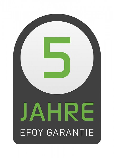EFOY 5 Years Guarantee certifikate - Polttokenno+aurinkokenno - 9912366 - 2