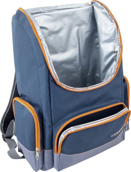 Kühltasche Tropic Backpack blau/orange 20 l