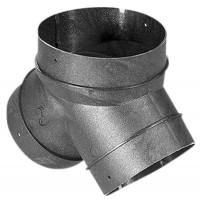 Y-Stück Durchm. 80 mm