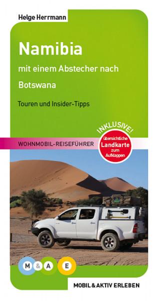 Reiseführer Wohnmobil Namibia
