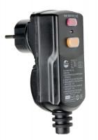 Personenschutz-Adapter PRCD 230 V / 16 A