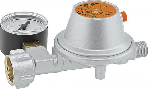 Niederdruckregler Typ EN61 50 mbar 1,5 kg/h