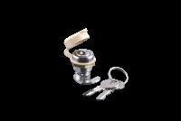 Schließzylinder mit Hakenriegel 1 Stück
