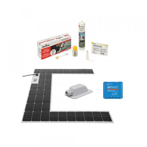 MPPT Solarmodul Set