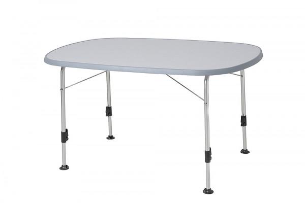 Tisch Majestic Oval grau