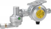 Gasdruck-Regelanlage Caramatic DriveOne horizontal 1,5 kg/h