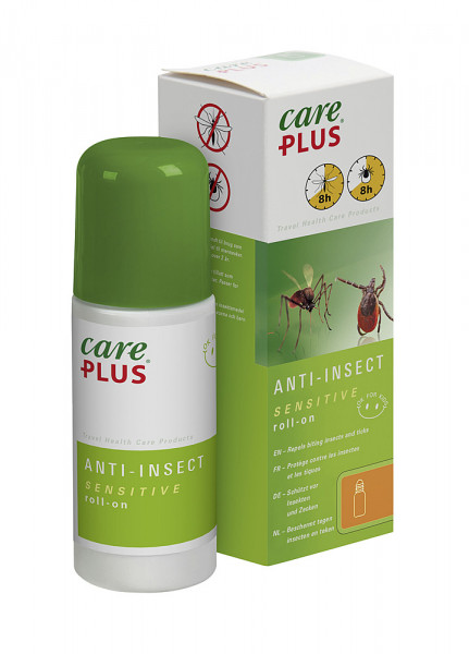 Insektenschutz Anti-Insekt Sensitive roll-on, 50 ml