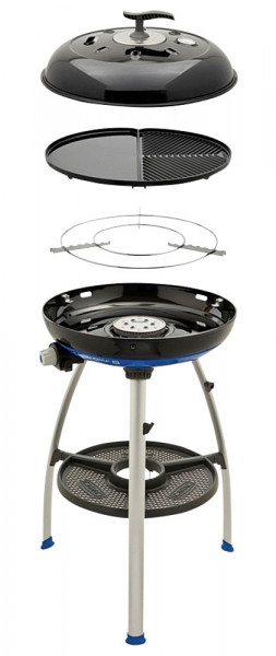 Grill Cadac Carri Chef 2 Ggrilli 30 mbar - Grillit  ulkona kaasulla - 9951472 - 1