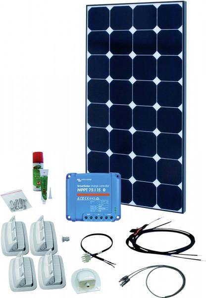 Solaranlage SPR Caravan Kit Solar Peak Ten 110 W/MPPT