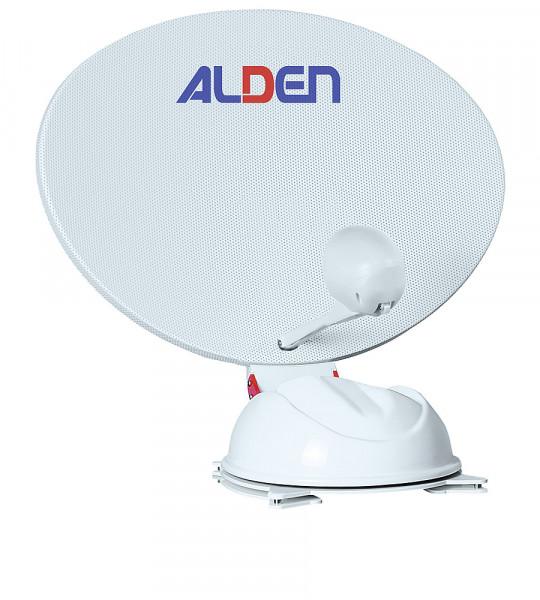 Satanlage AS 2 80 Platinium Skew/GPS inkl. HD-Steuermodul und A.I.O. EVO HD TV