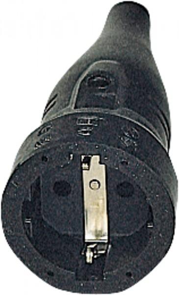 Schuko-liitoskytkentä roikkaan 230V 16 A - 12 V pistotulpat japistorasit - 9948800 - 2