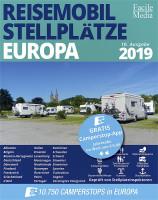 Reisemobil-Stellplätze Europa 2019