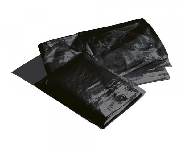 Ersatz-Plastikbeutel für Klapptoilette 12 Stück schwarz